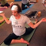 Jill Burnett @ Soulflow Yoga in Spartanburg