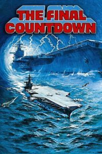 "Poster for the movie ""The Final Countdown"""