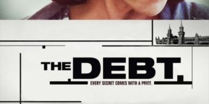 "Poster for the movie ""The Debt"""