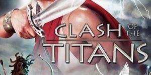 """Poster for the movie """"Clash of the Titans"""""""