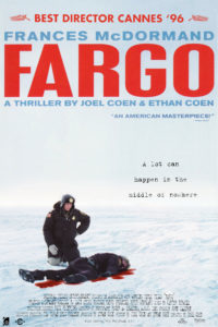 "Poster for the movie ""Fargo"""