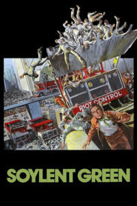 "Poster for the movie ""Soylent Green"""