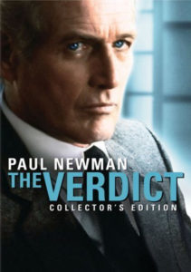 """Poster for the movie """"The Verdict"""""""