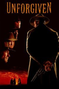 "Poster for the movie ""Unforgiven"""