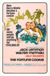 "Poster for the movie ""The Fortune Cookie"""