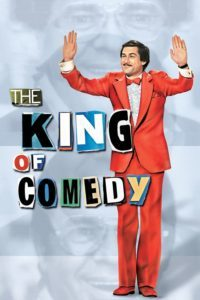 "Poster for the movie ""The King of Comedy"""