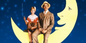 "Poster for the movie ""Paper Moon"""
