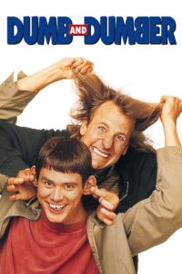 "Poster for the movie ""Dumb and Dumber"""