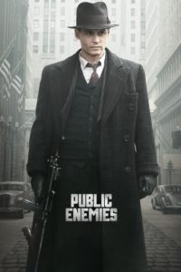 "Poster for the movie ""Public Enemies"""
